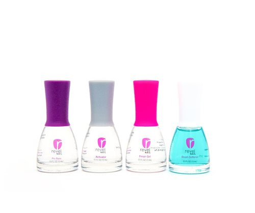 Liquid Set of 4