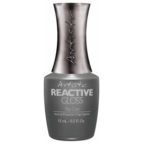 ARTISTIC REACTIVE GLOSS - TOP COAT .5 OUNCE