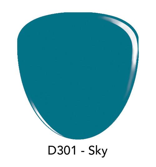 Revel Nail Dip Powder 2 oz - D301 Sky ***NEW COLORS***