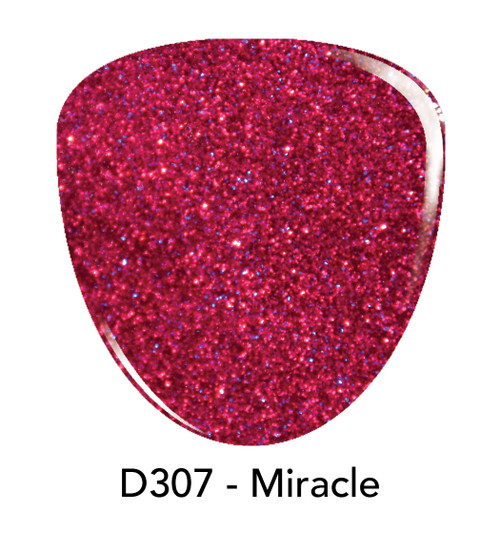 Revel Nail Dip Powder 2 oz - D307 MIracle ***NEW COLORS***