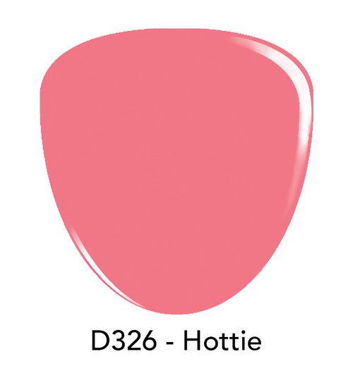 Revel Nail Dip Powder 2 oz - D326 Hottie ***NEW COLORS***