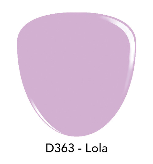 Revel Nail Dip Powder 2 oz - D363 Lola ***NEW COLORS***