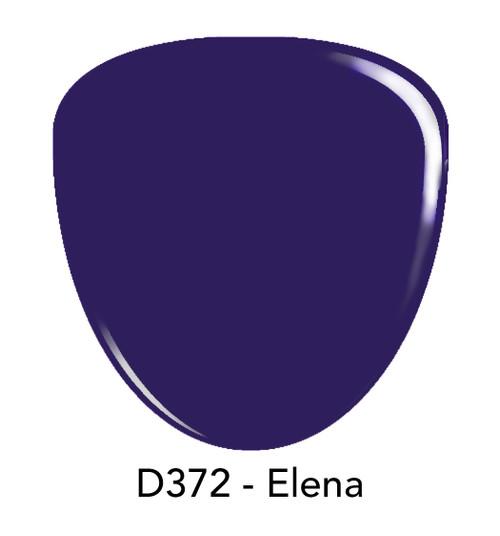 Revel Nail Dip Powder 2 oz - D372 Elena ***NEW COLORS***