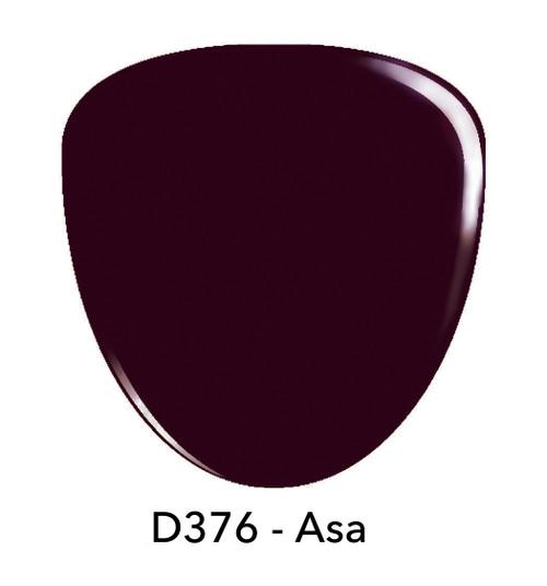 Revel Nail Dip Powder 2 oz - D376 Asa ***NEW COLORS***