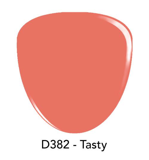 Revel Nail Dip Powder 2 oz - D382 Tasty ***NEW COLORS***
