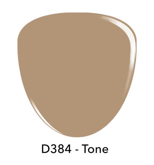 Revel Nail Dip Powder 2 oz - D384 Tone ***NEW COLORS***
