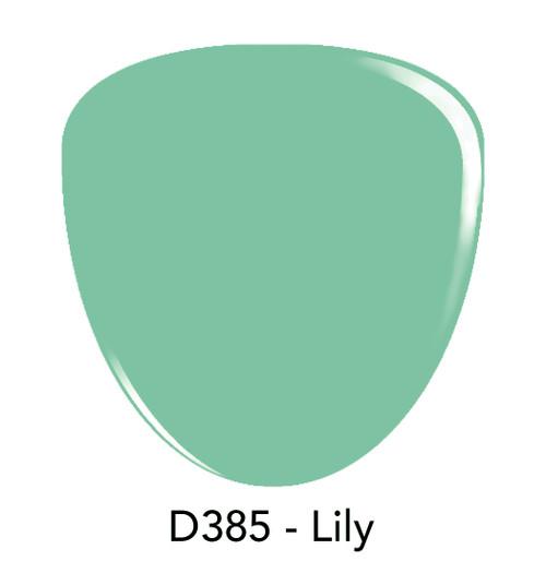 Revel Nail Dip Powder 2 oz - D385 Lily ***NEW COLORS***