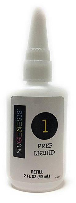 Nugenesis Dipping Liquid | Step 1 | Pre Liquid Refill Size 2 fl oz
