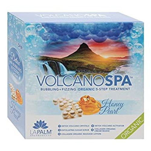 Volcano Spa In A Box | Honey Pearl