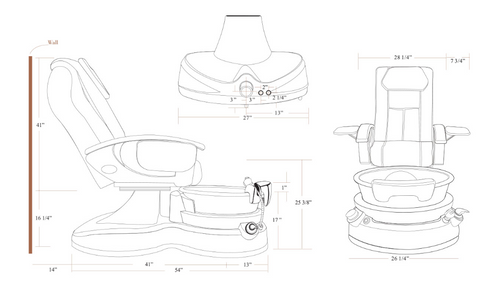 Chair Specs