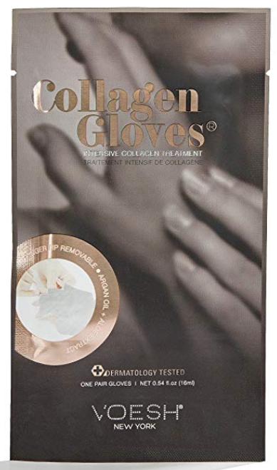 Voesh Collagen Gloves (manicure hand mask collagen gloves) | Pack of 6 Pairs