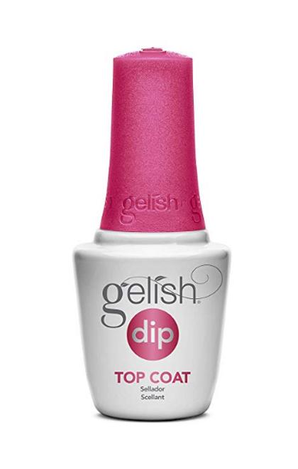 Gelish Dipping Liquid| Gelish Top Coat