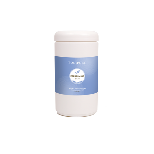 BODIPURE PEPPERMINT FOOT BATH | 32 OUNCES