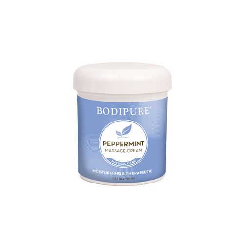 BODIPURE PEPPERMINT MASSAGE CREAM | 16 OUNCES