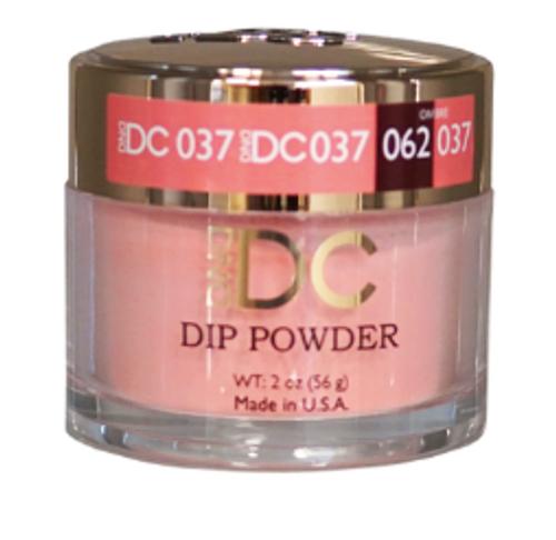 DND DC DIP POWDER - TERRA PINK 037