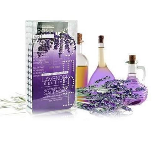 Voesh - Pedi in a Box 4-Step (Lavender)