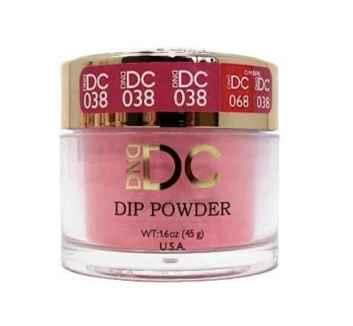 DND DC DIP POWDER - MAHOGANY 038