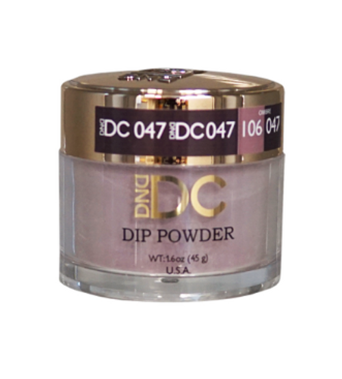DND DC DIP POWDER - SMOKEY YARD 047