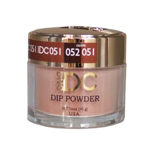 DND DC DIP POWDER - LIGHT MACORE 051