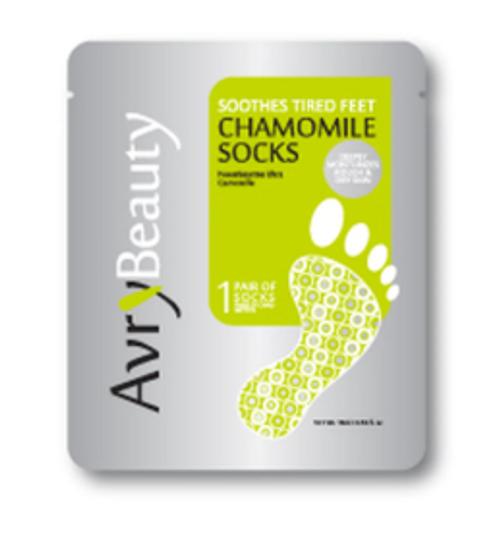 Avry Beauty Nourishing Socks - Chamomile