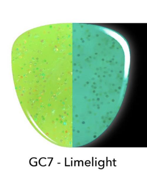 Revel Firefly GLOW IN THE DARK - GC7 LimeLight