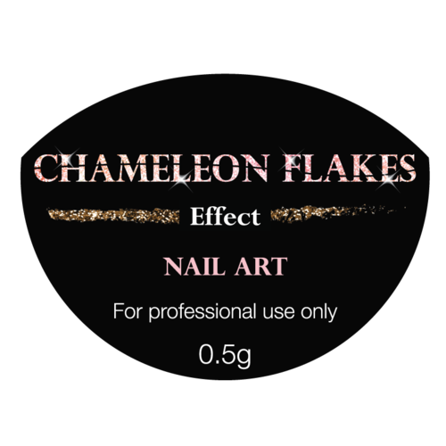 Cre8tion Chameleon Flakes Nail Art Effect - 1 | 0.5g