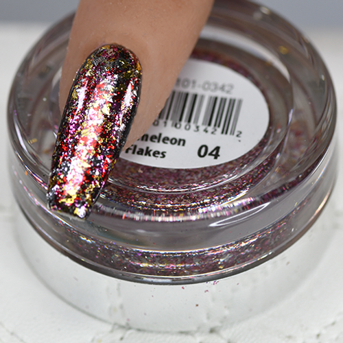Cre8tion Chameleon Flakes Nail Art Effect - 4 | 0.5g