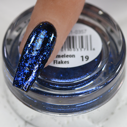 Cre8tion Chameleon Flakes Nail Art Effect - 19 | 0.5g