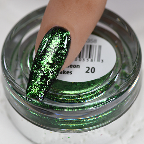 Cre8tion Chameleon Flakes Nail Art Effect - 20 | 0.5g