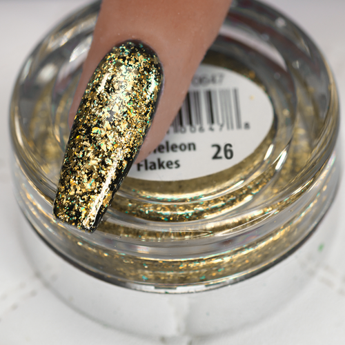 Cre8tion Chameleon Flakes Nail Art Effect - 26 | 0.5g