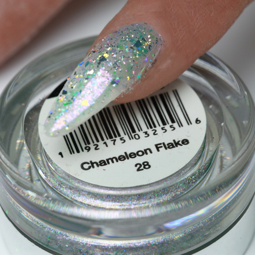 Cre8tion Chameleon Flakes Nail Art Effect - 28 | 0.5g