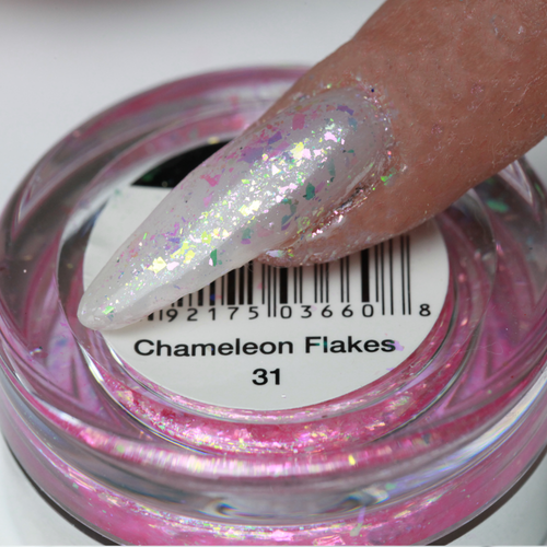 Cre8tion Chameleon Flakes Nail Art Effect - 31 | 0.5g