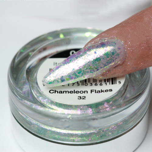 Cre8tion Chameleon Flakes Nail Art Effect - 32 | 0.5g