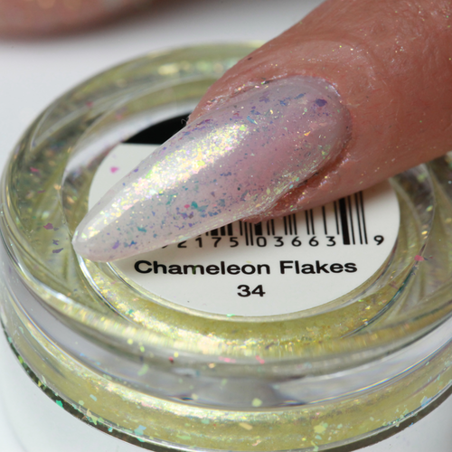 Cre8tion Chameleon Flakes Nail Art Effect - 34 | 0.5g