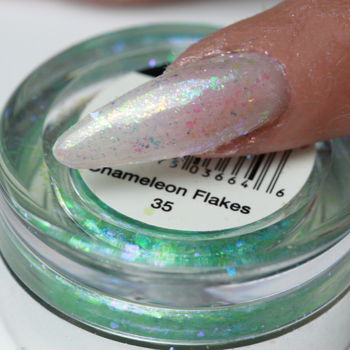 Cre8tion Chameleon Flakes Nail Art Effect - 35 | 0.5g