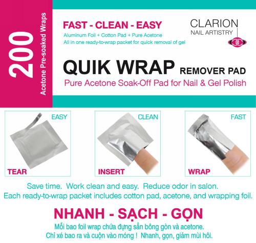 Clarion Quik Wrap