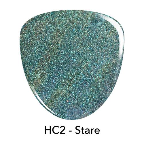 Revel Holo Chrome Dip Powder | HC2 Stare 2 oz