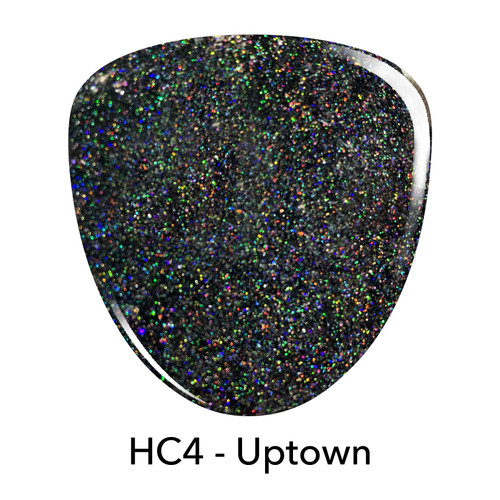 Revel Holo Chrome Dip Powder | HC4 UPTOWN 2 oz