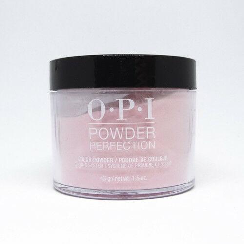 OPI Nails Powder Perfection 1.5 oz. - S86 Bubble Bath