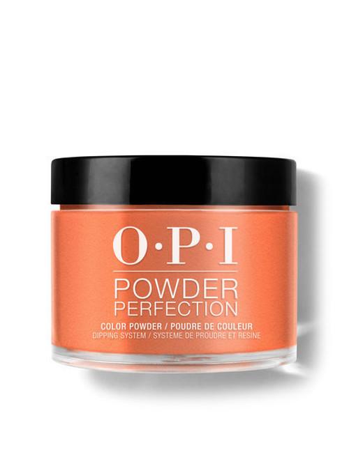 OPI Nails Powder Perfection 1.5 oz. - V26 It's a Piazza Cake