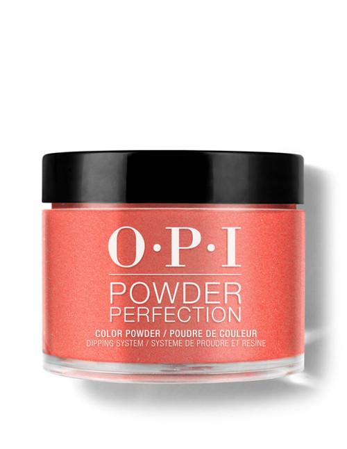 OPI Nails Powder Perfection 1.5 oz. - V30 Gimme a Lido Kiss