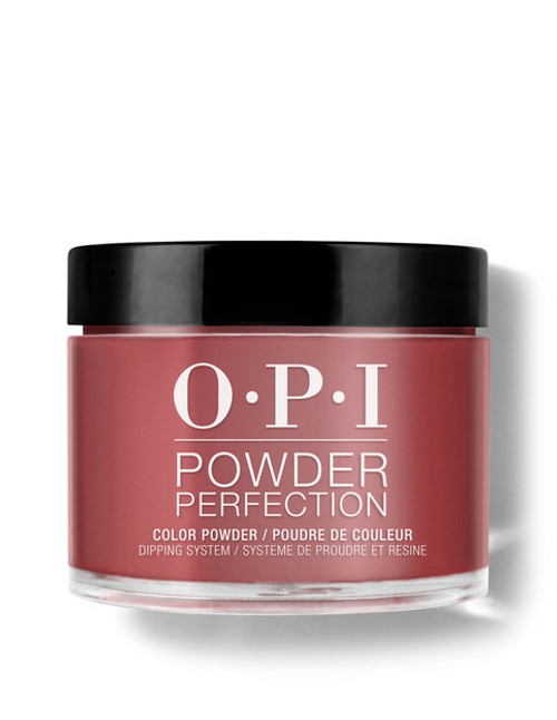 OPI Nails Powder Perfection 1.5 oz. - W52 Got the Blues for Red