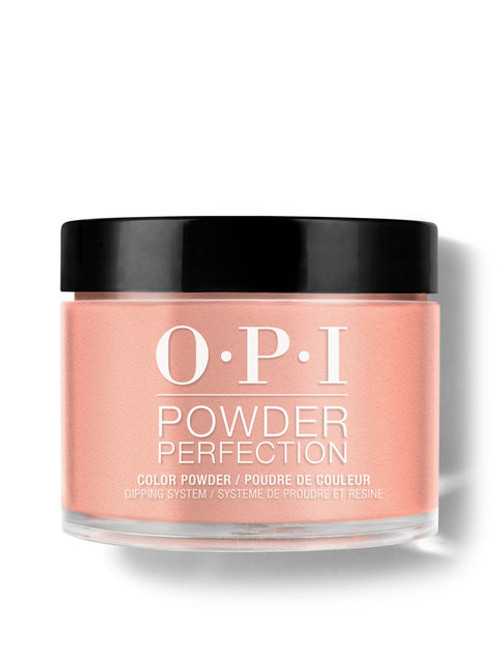OPI Nails Powder Perfection 1.5 oz. - W59 Freedom of Peach