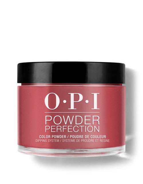 OPI Nails Powder Perfection 1.5 oz. - W62 Madam President