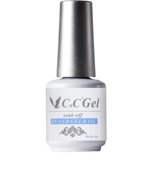 CNC Gel Soak Off BASE COAT 0.5 oz