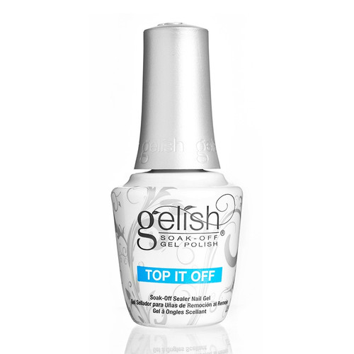 Gelish Soak Off TOP IT OFF 0.5 oz