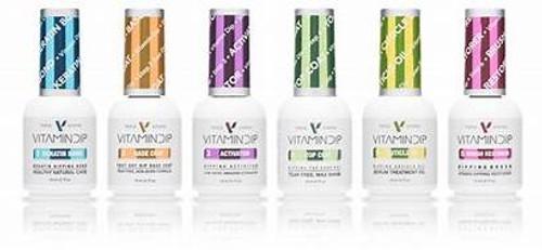 Triple Vitamin Dip Liquid | SET OF 6