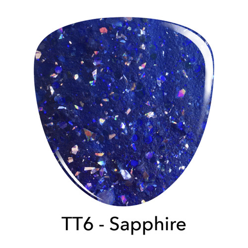Revel Dip Powder | Treasure Trove Collection | TT6 SAPPHIRE 2 oz