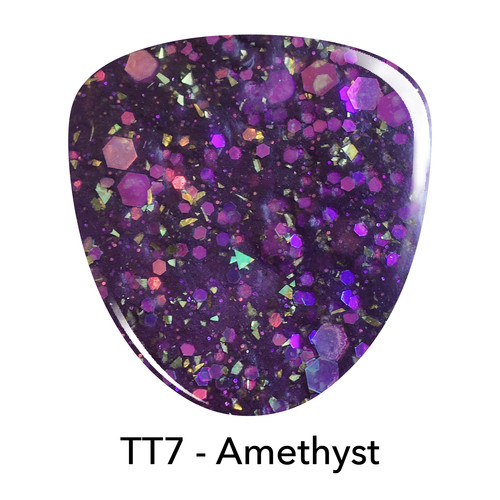 Revel Dip Powder | Treasure Trove Collection | TT7 AMETHYST 2 oz