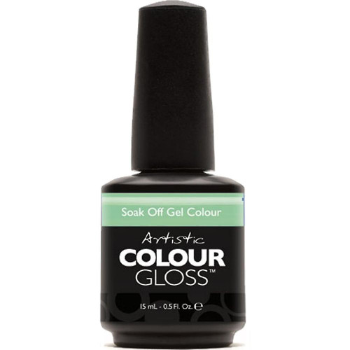 Artistic Colour Gloss - CHARMING 03111- Soak Off Gel Nail Colour , 0.5 fl oz